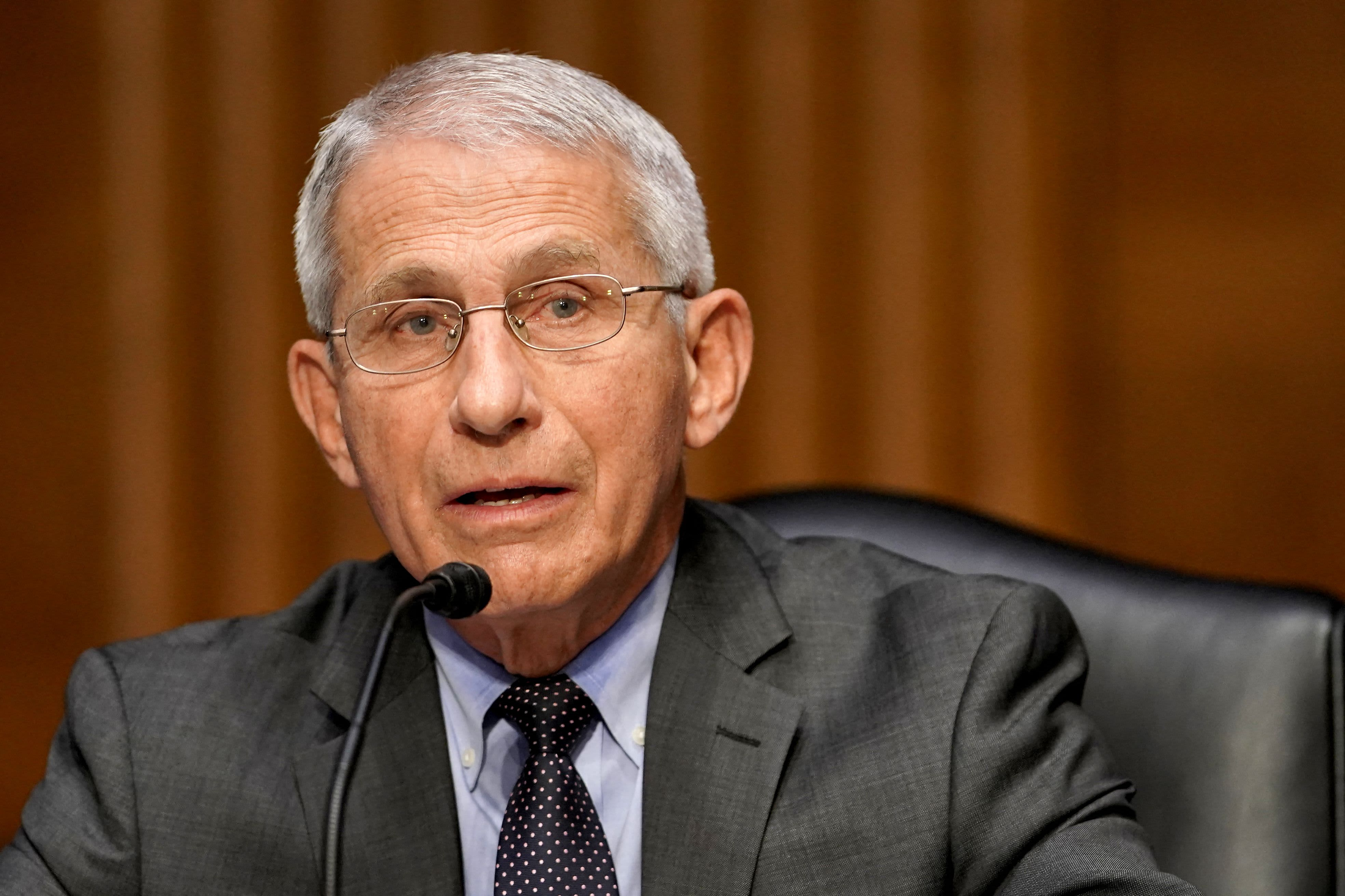 Fauci says delta accounts for 20% of new cases and will be dominant Covid variant in U.S. in weeks