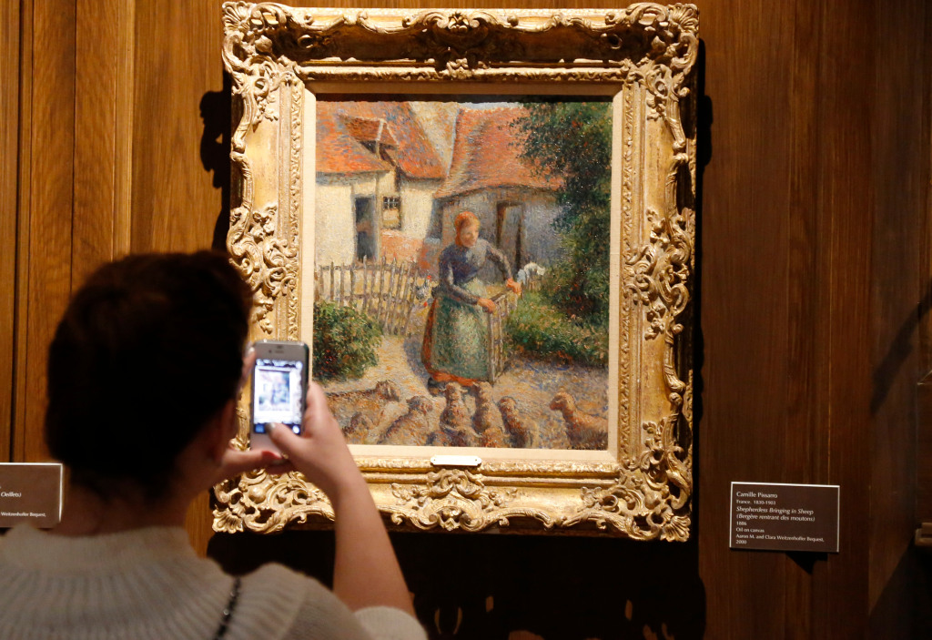 French Heiress Ends Years-Long Legal Battle Over Nazi-Looted Pissarro Painting