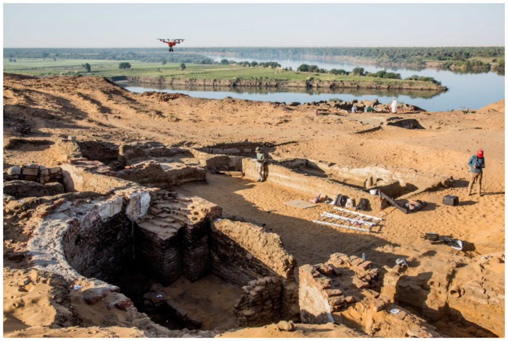 Medieval Nubian Cathedral Discovered in Deserted City of Old Dongola