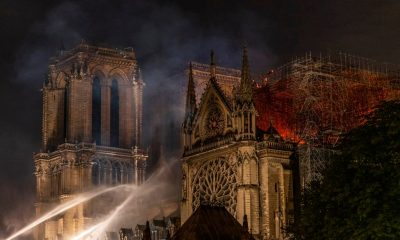 Notre-Dame Cathedral Seeks More Funding, Obama Portraits Tour, and More: Morning Links from June 15, 2021