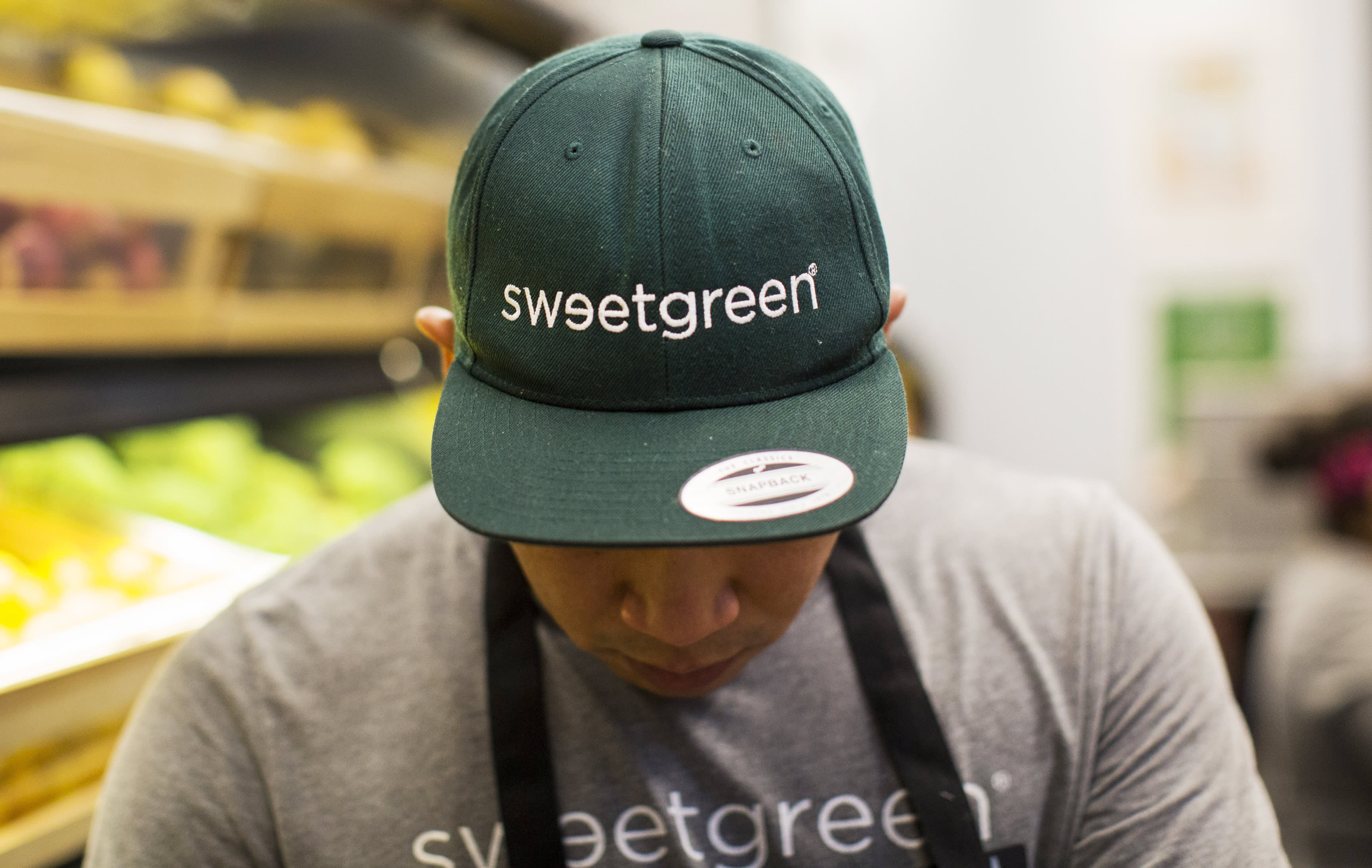 Salad chain Sweetgreen reportedly files for initial public offering