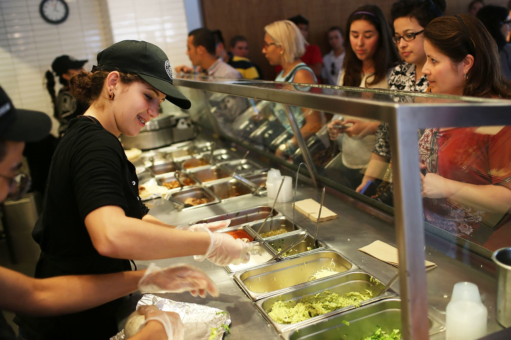 Chipotle, Target use TikTok to find the workers they need in tight job market