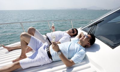 Everything you always wanted to know about yachting, but were too afraid to ask