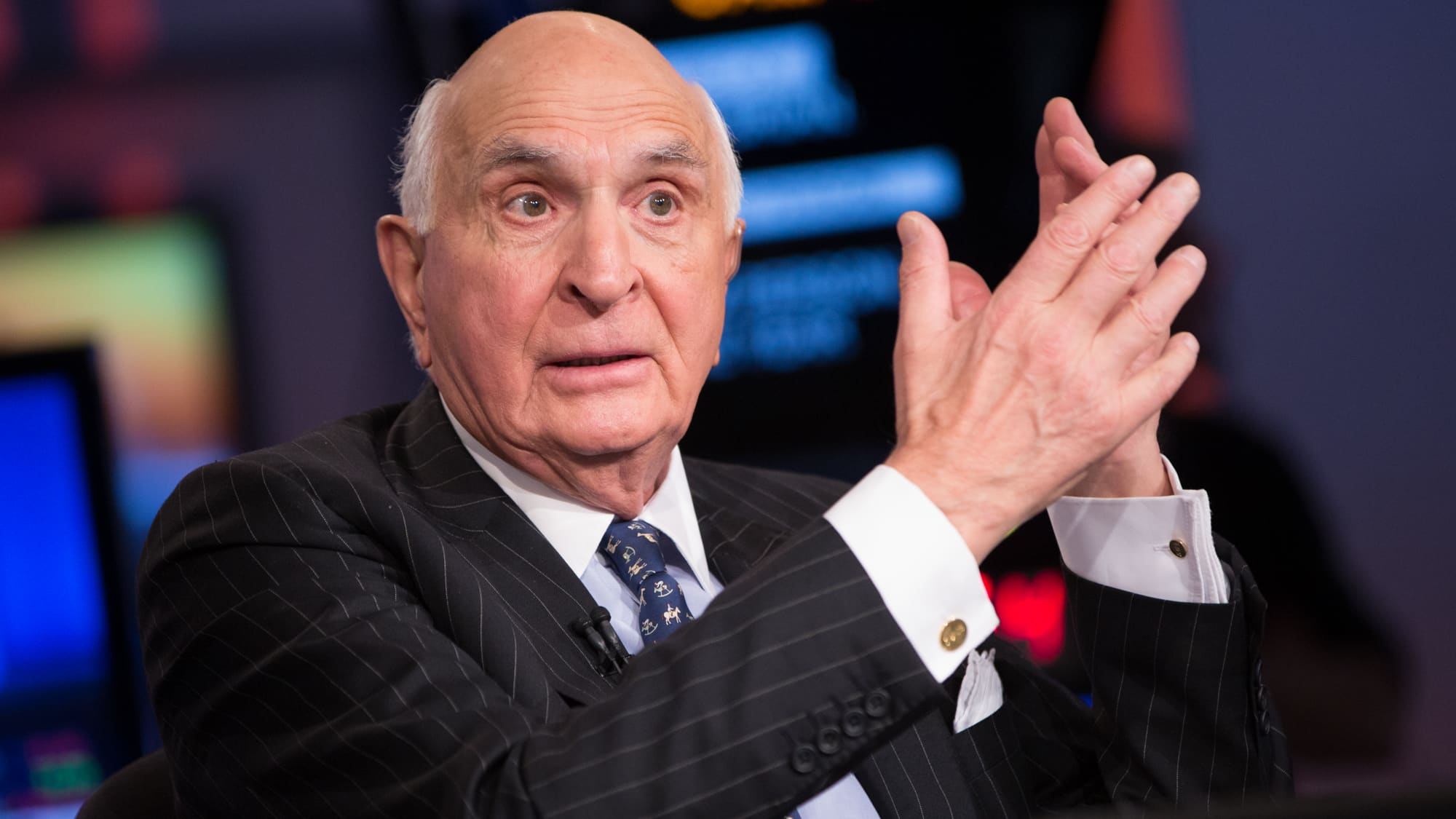Get vaccinated or fired — Ken Langone says his businesses will mandate it after full FDA approval