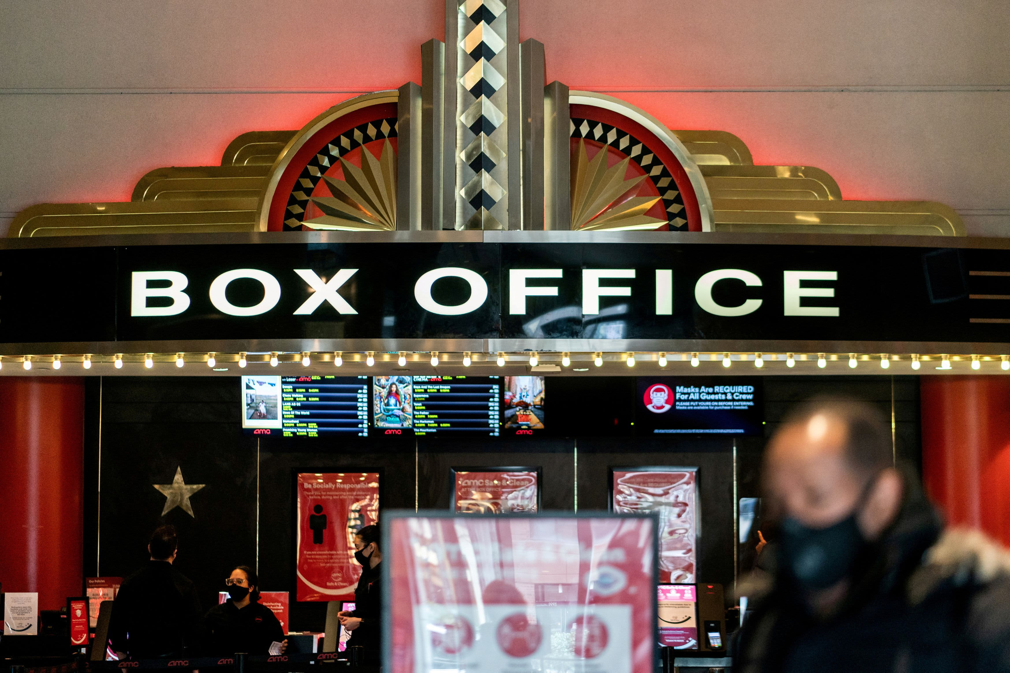 Just as the box office hit its stride, the delta variant appeared, with the power to halt progress