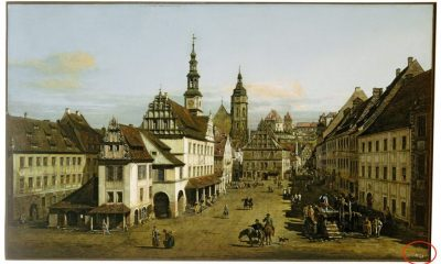 MFA Houston Owns Bellotto Painting Sold Under Duress During World War II, Foundation Claims