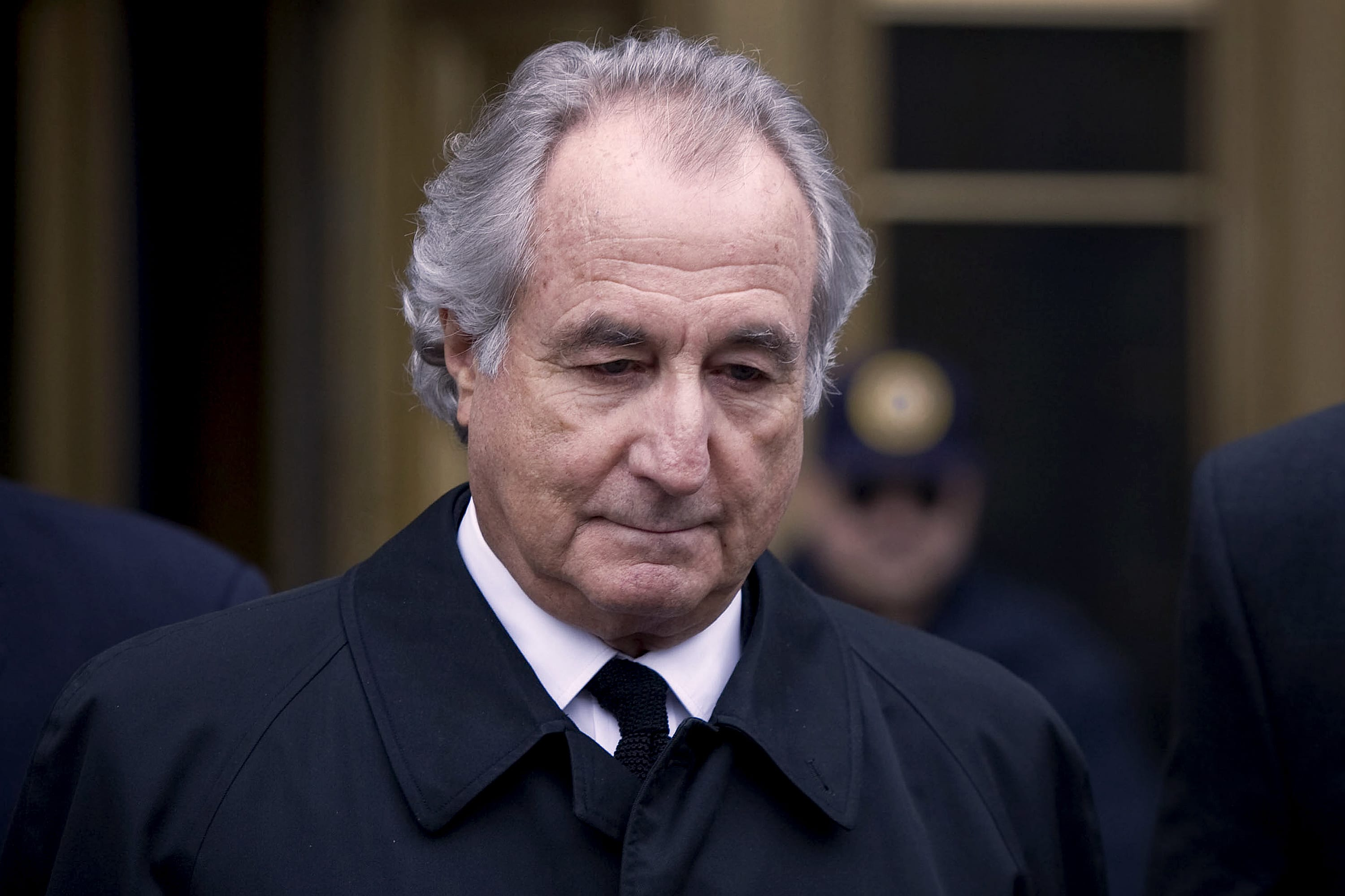 Ponzi schemer Madoff earned $710 for almost 3,000 hours of prison work, got 'not very dependable' review