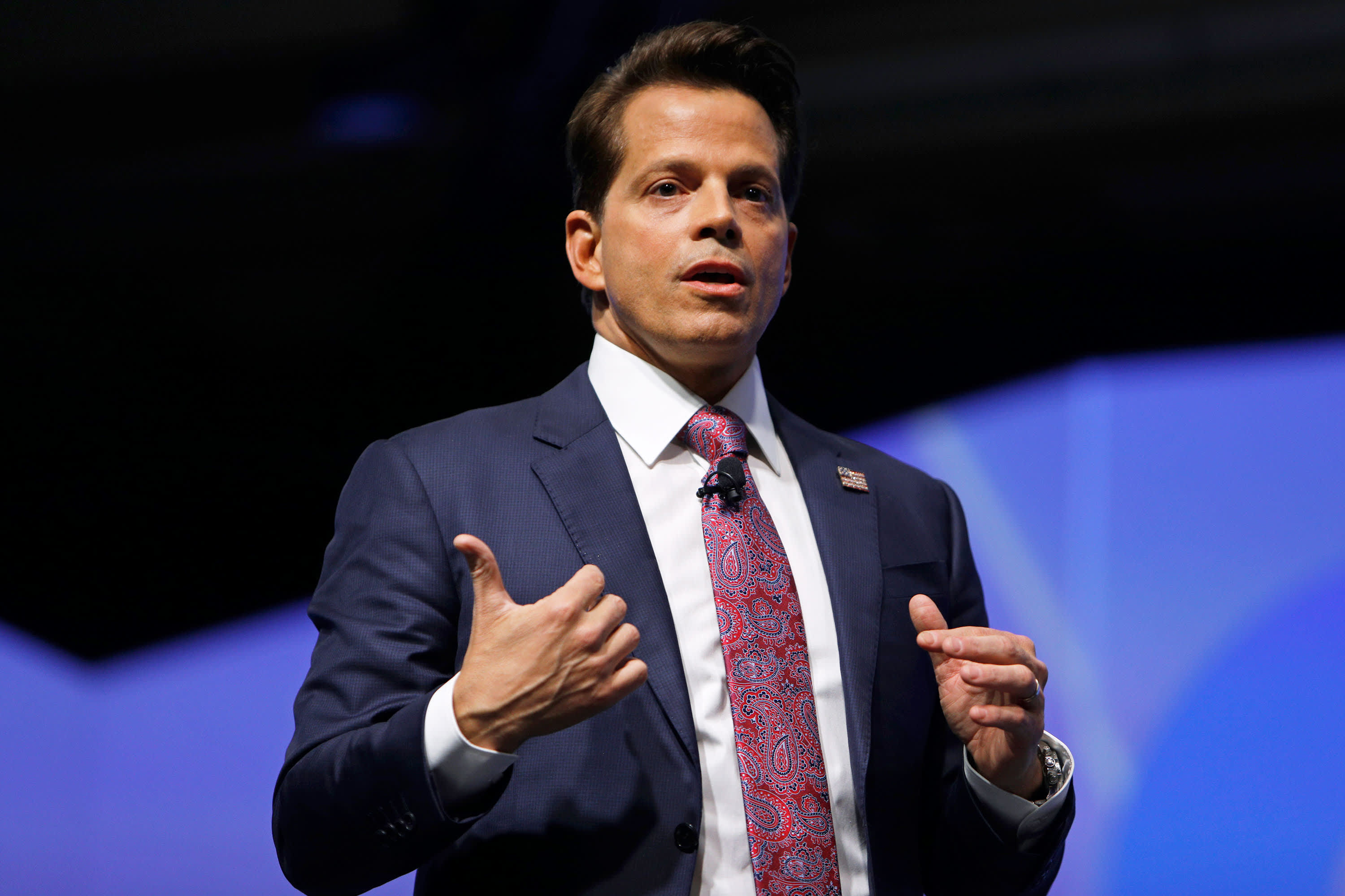 Scaramucci says China's Didi crackdown an assault on capitalism, 'form of political terrorism'