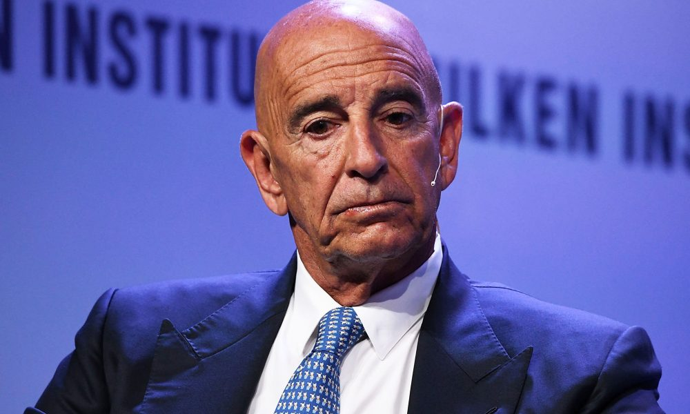 Tom Barrack SPAC pulls SEC registration, IPO plan as Trump ally's bail hearing is moved to Friday in LA