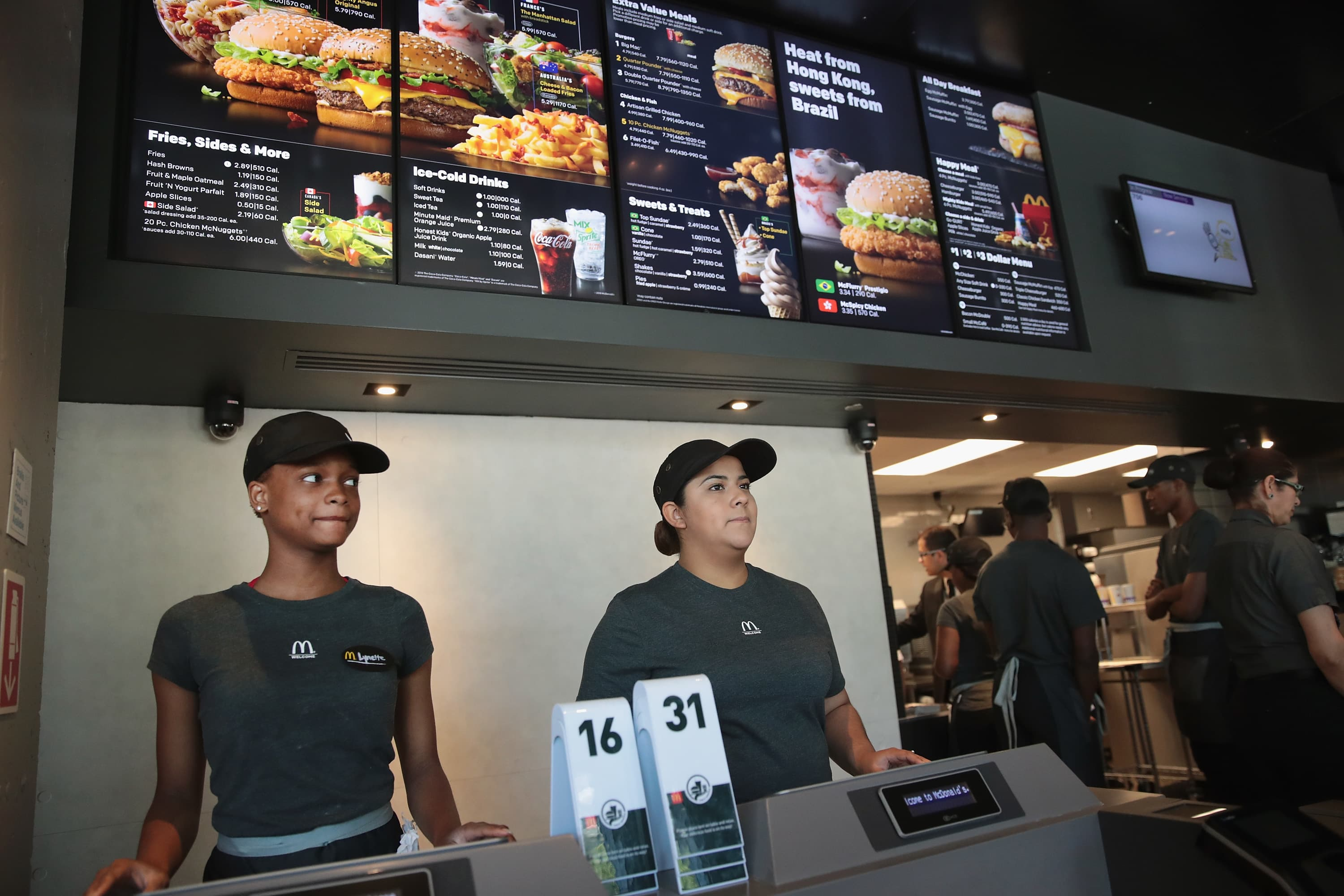 What McDonald's minimum wage raise says about fast-food franchise future
