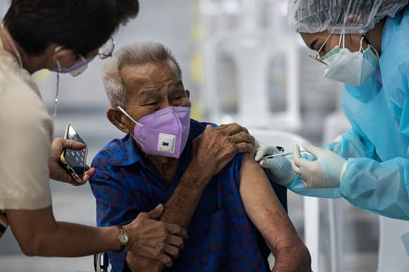 Asian countries try a new strategy to get people on board with vaccines: Free prizes