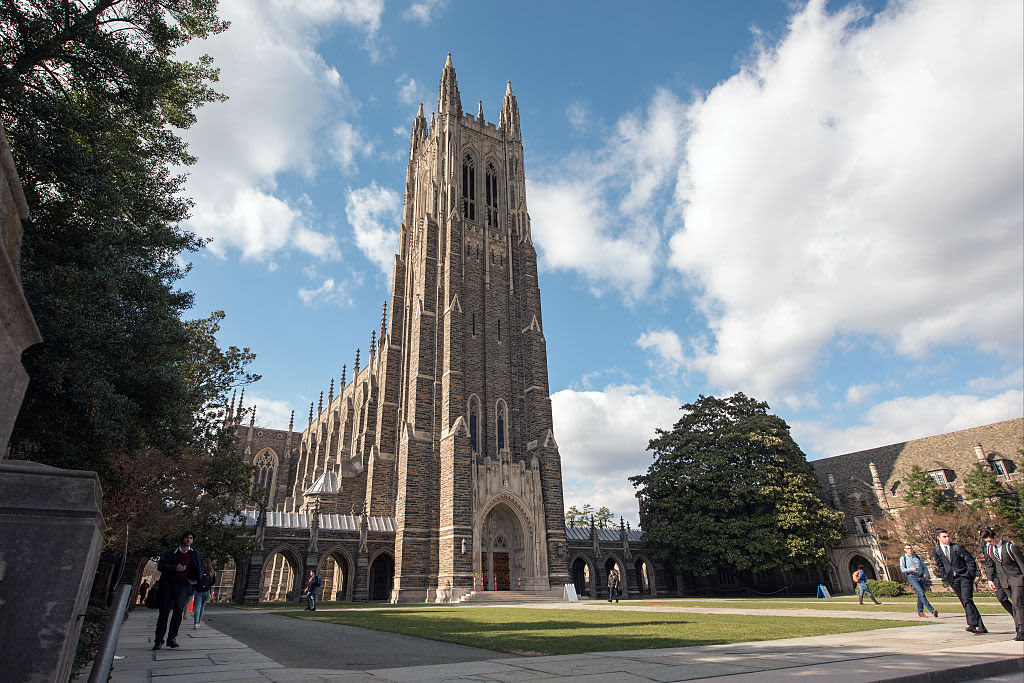Duke University mandates Covid vaccines for staff and reinstitutes mask rules following outbreak