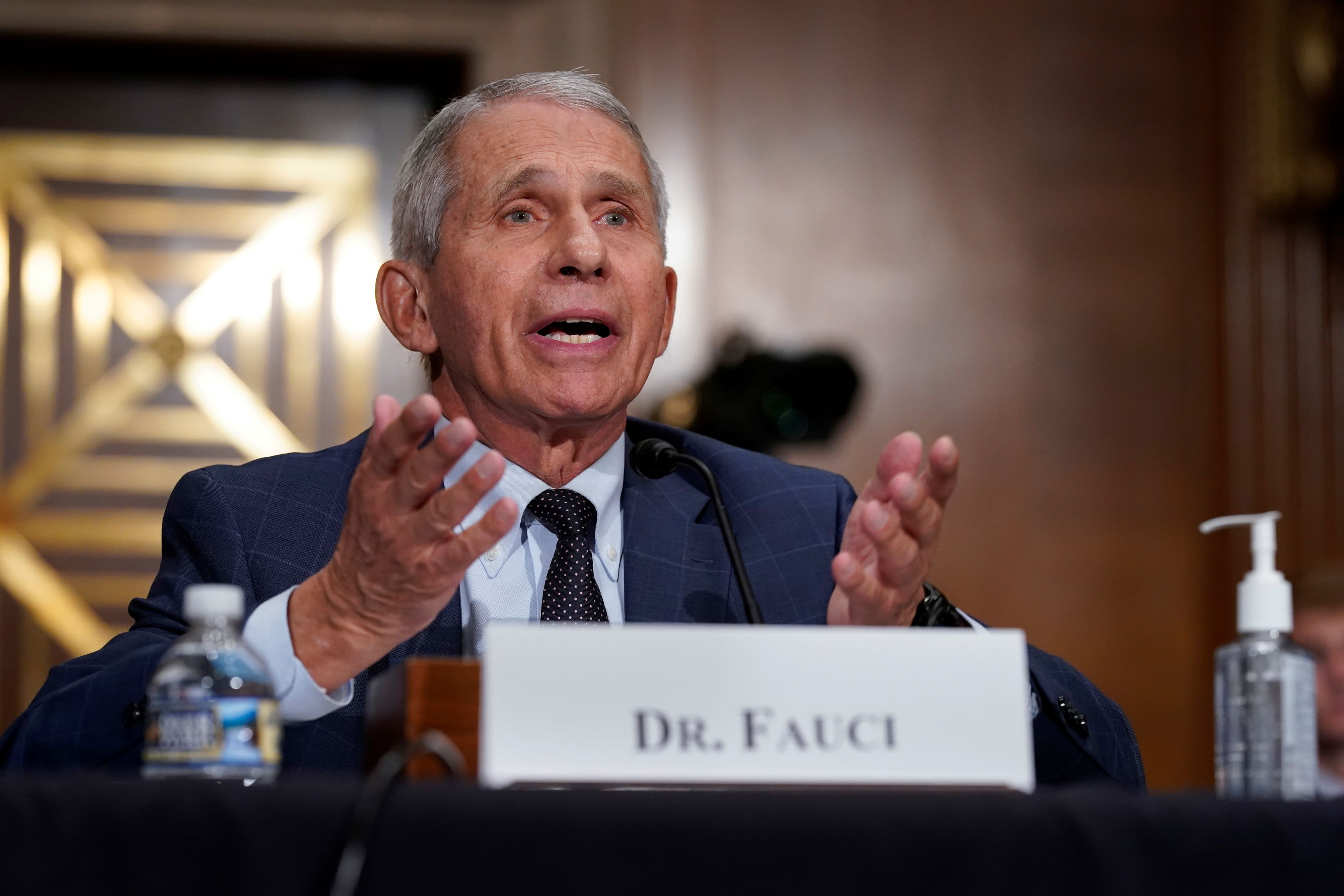 Epidemiologist agrees with Fauci, says everybody will someday 'likely' need a booster shot of the Covid vaccines