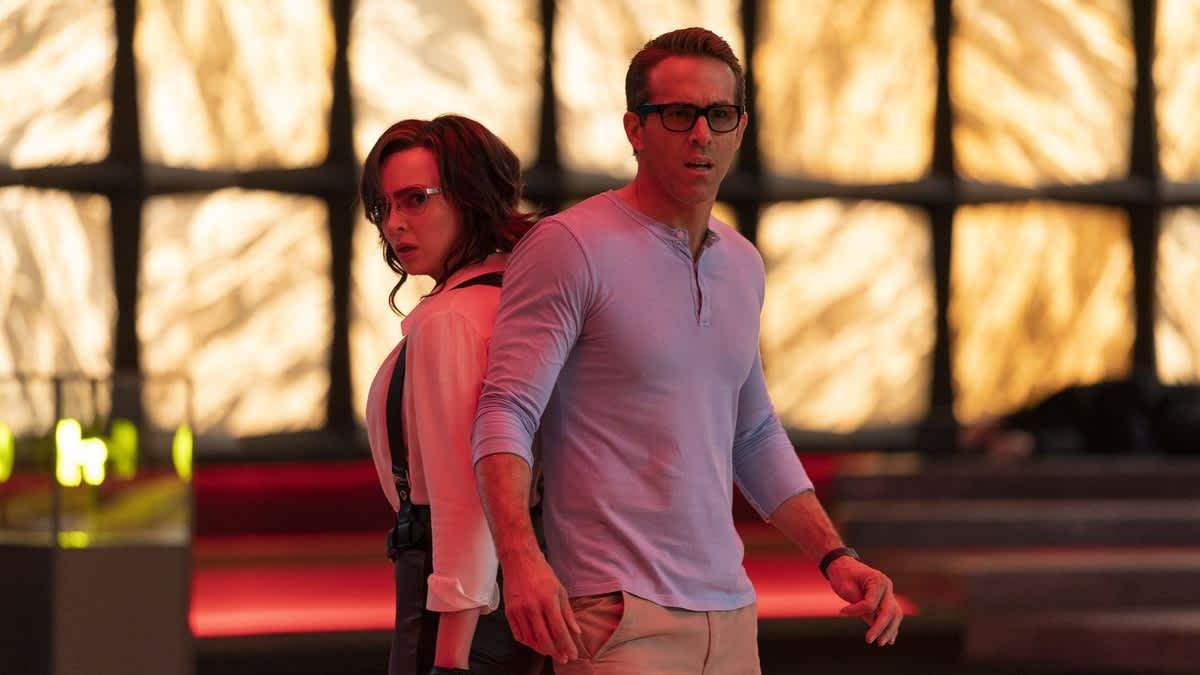 'Free Guy' tops $28 million at the domestic box office and Ryan Reynolds says Disney is eyeing a sequel