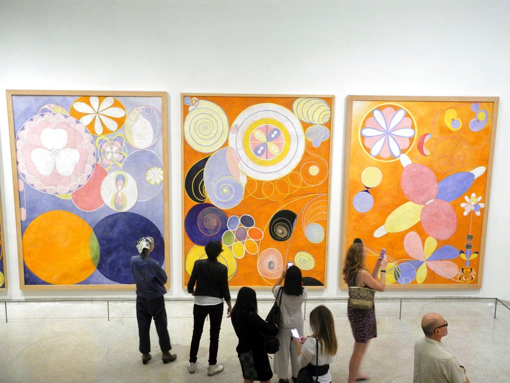 Hilma af Klint Show Closes After 14 Days, Charlie Watts's Art History, and More: Morning Links for August 25, 2021