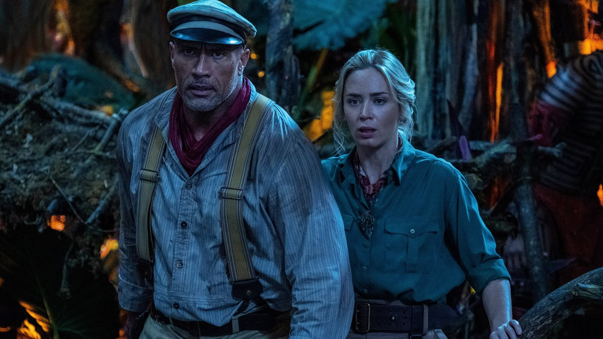 'Jungle Cruise' tallies $34.2 million in domestic debut, adds $30 million from Disney+