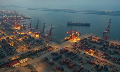 'Made in China' products are running into new logistics problems