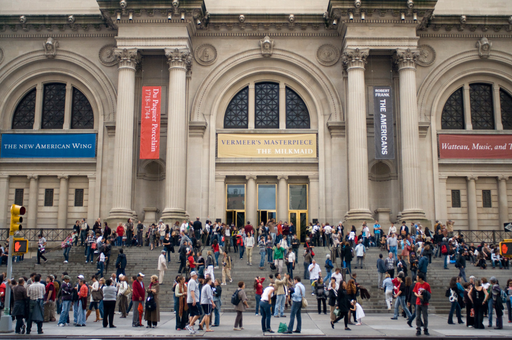 New York City Museums, Galleries, and Art Fairs to Require Vaccine Passes for Entry