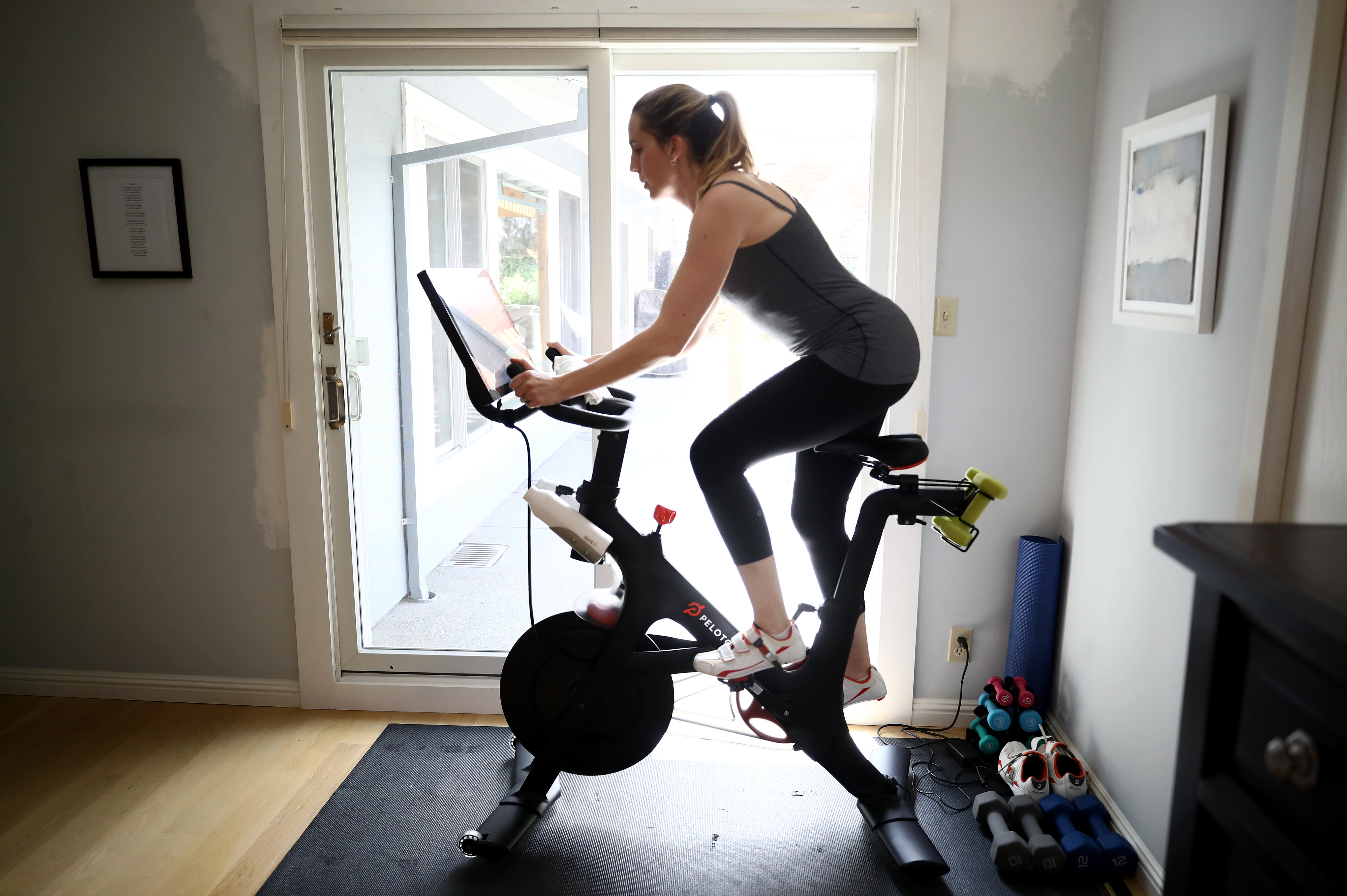 Peloton investors face a new reality as fitness company's costs eat into profits