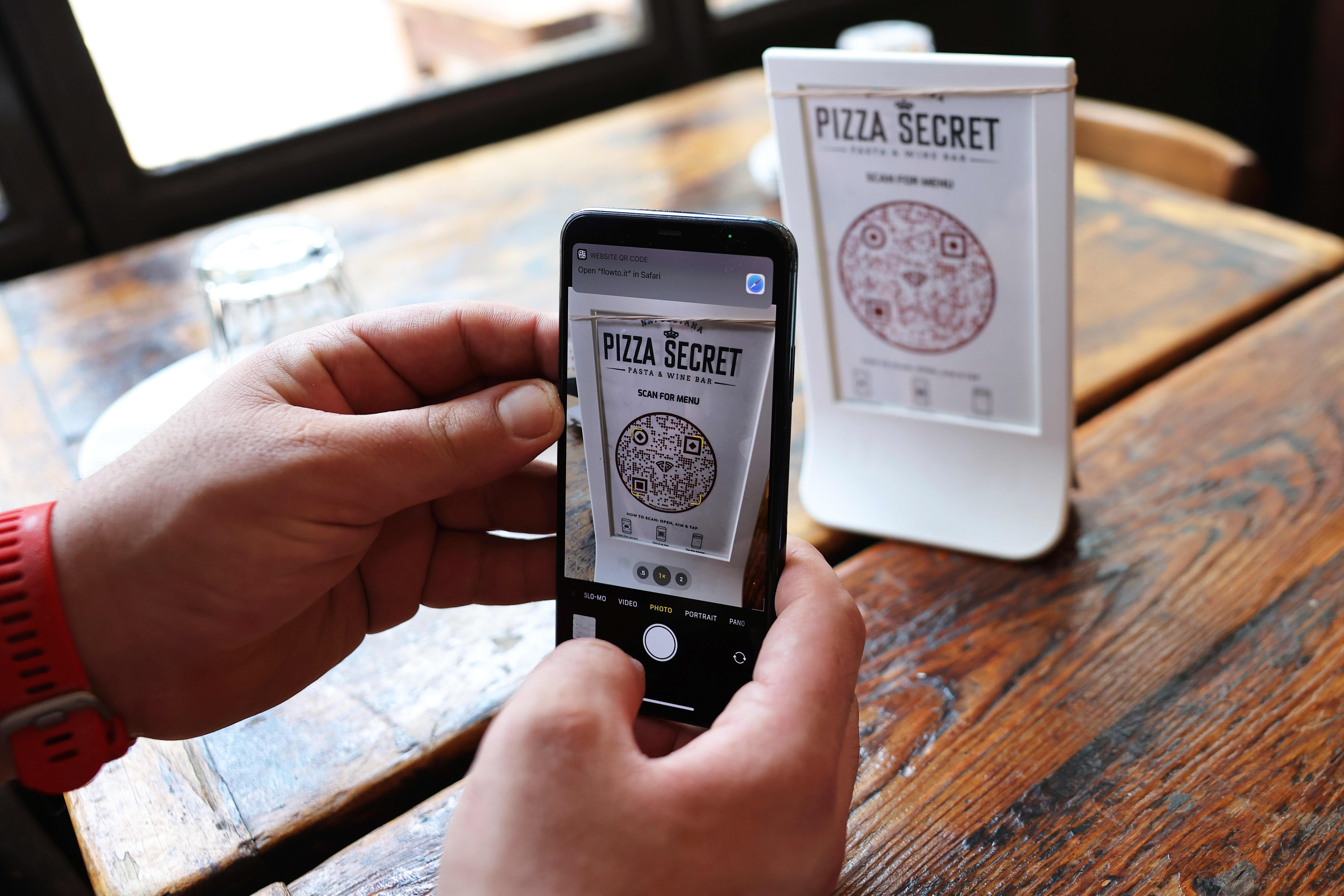 QR codes have replaced restaurant menus. Industry experts say it isn't a fad