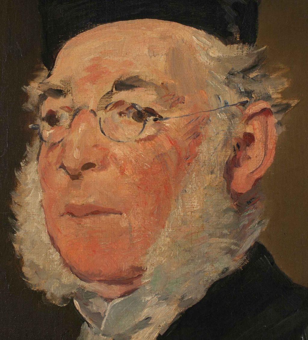 Rare Portrait of Manet's Cousin to Be Restored by National Museum Wales