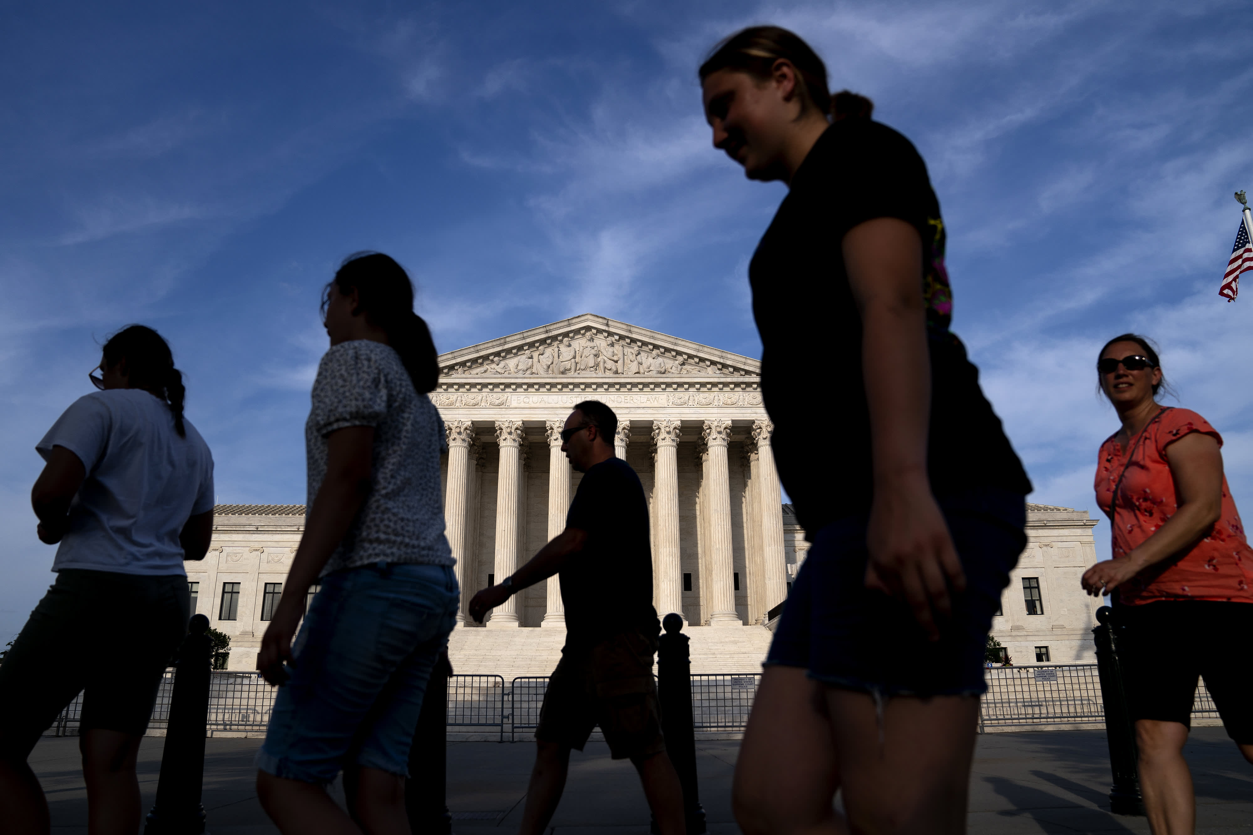Supreme Court is asked to block restrictive Texas abortion law, set to take effect Wednesday