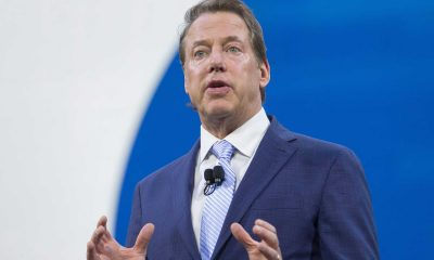 Ford Chair Bill Ford's vision of a greener auto industry, led by EVs, is finally on the horizon